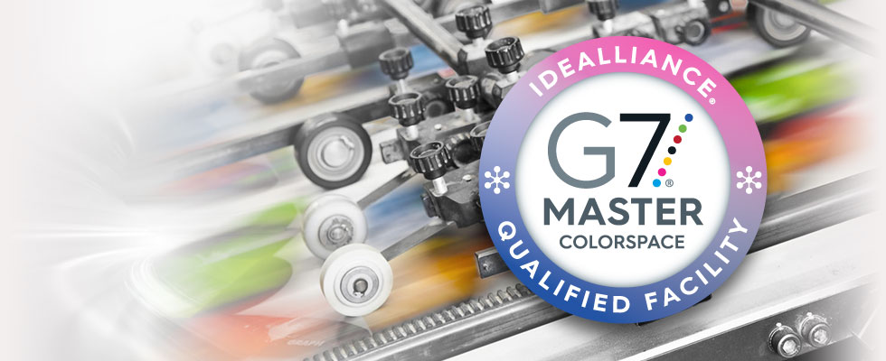 G7 Qualified Master Printer