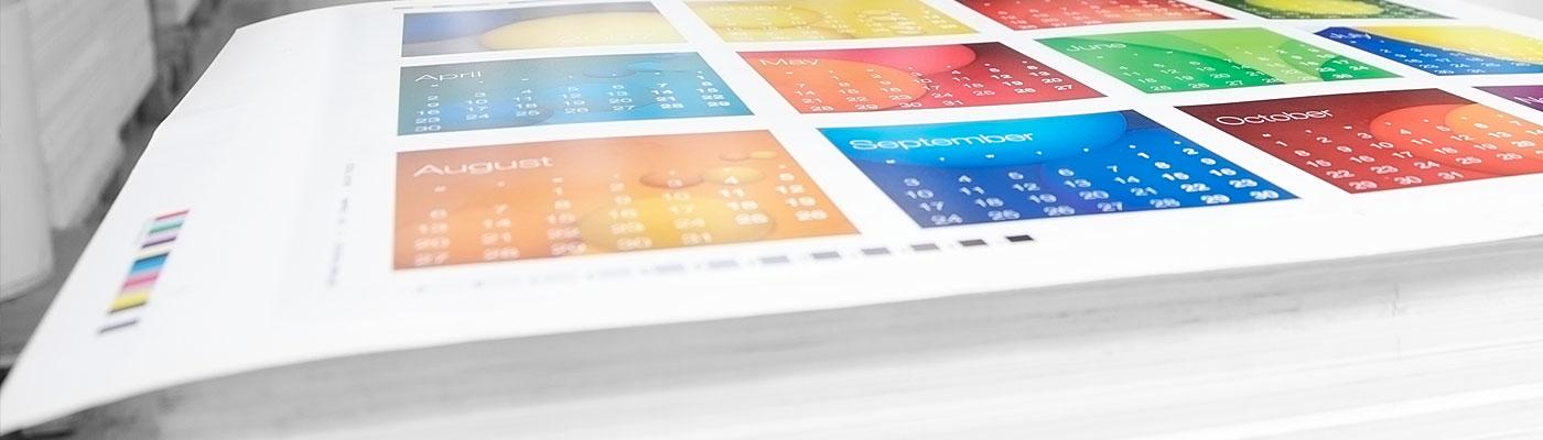 custom printed corporate greeting cards calendards marketing