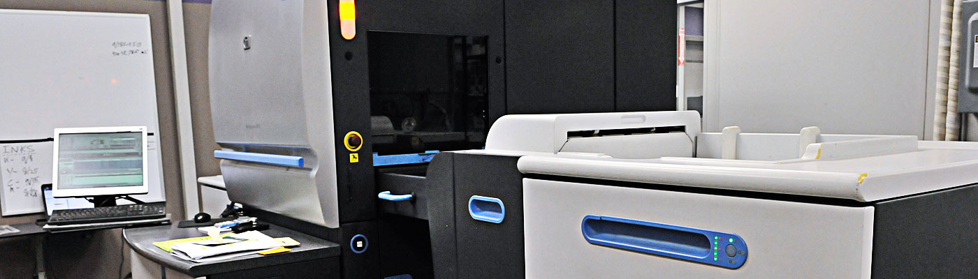 HP Indigo CMYK Digital Press