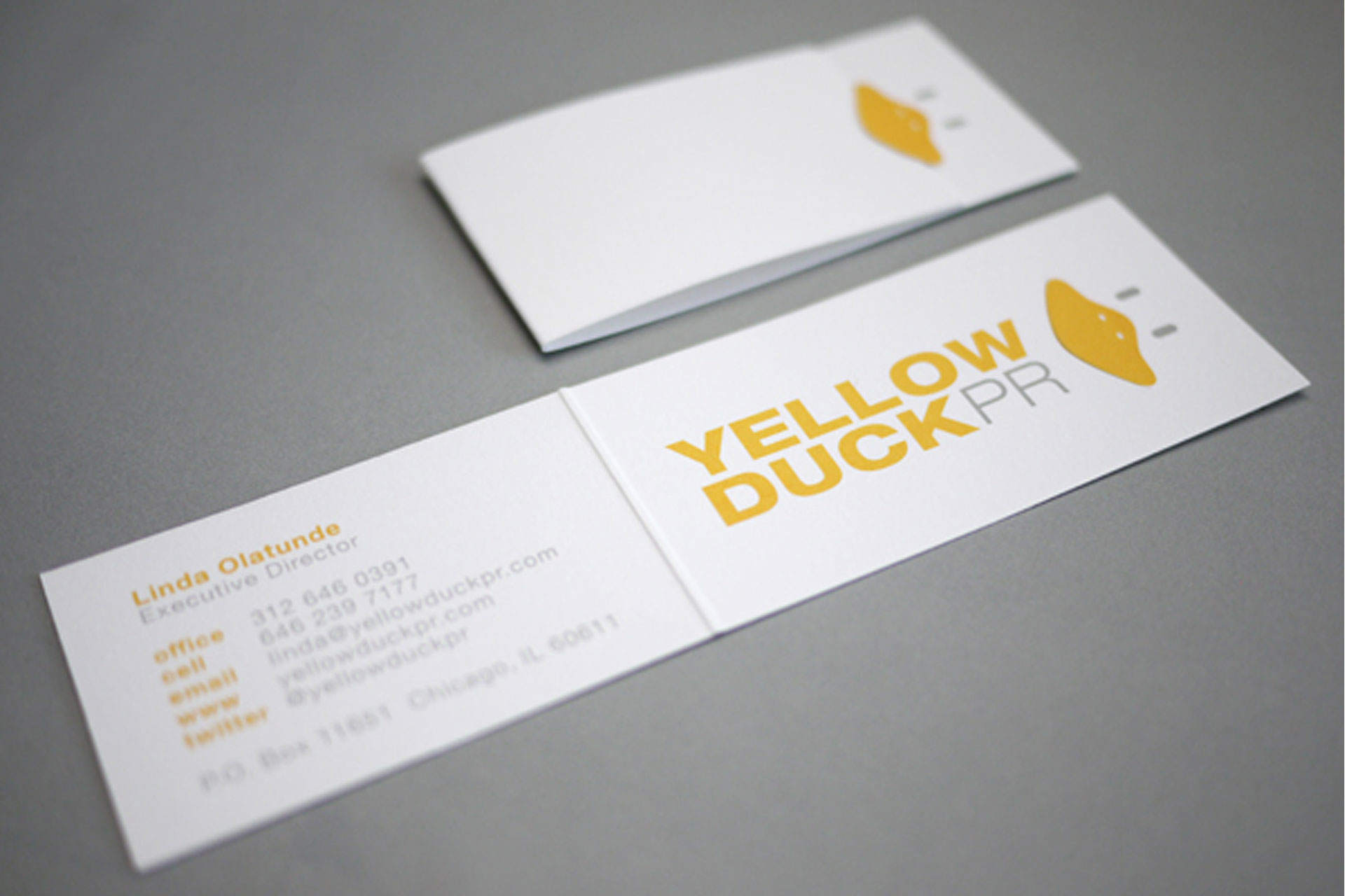 Custom Printed Business Cards & Letterhead / Stationery - Marketing ...