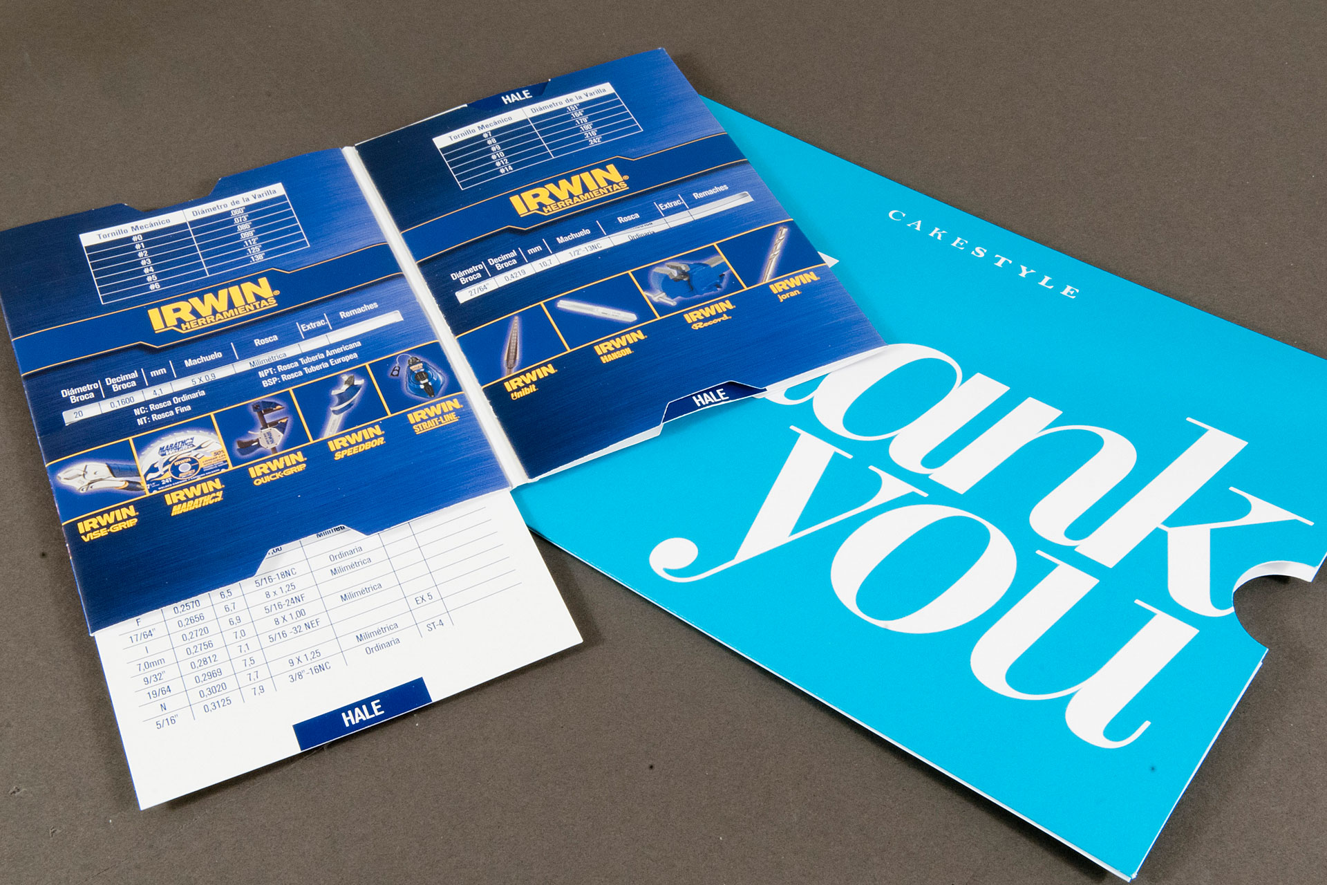 CMYK Direct Mail Pieces