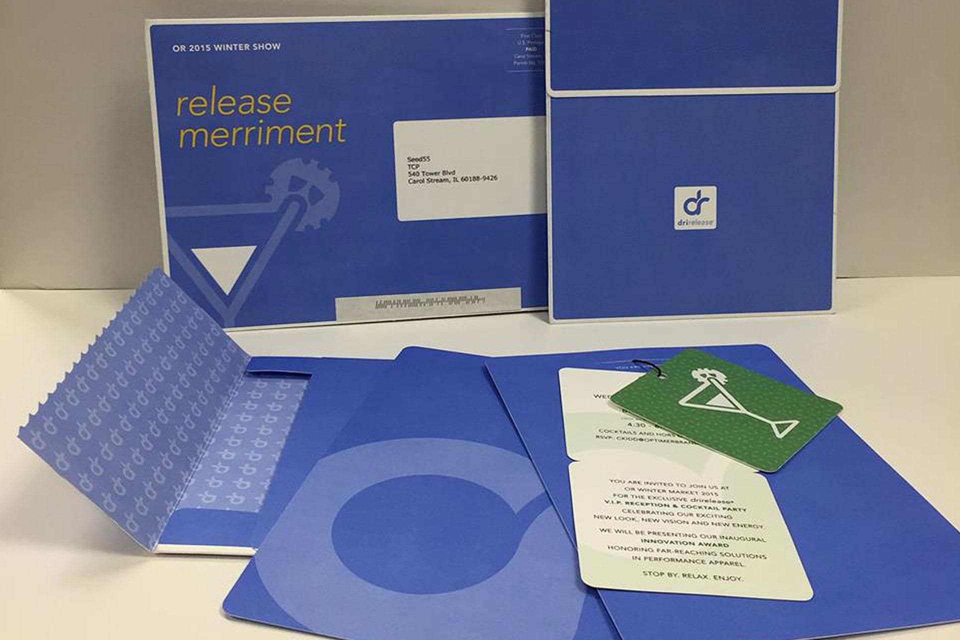Custom Printed Event Invitations Announcements Marketing Materials