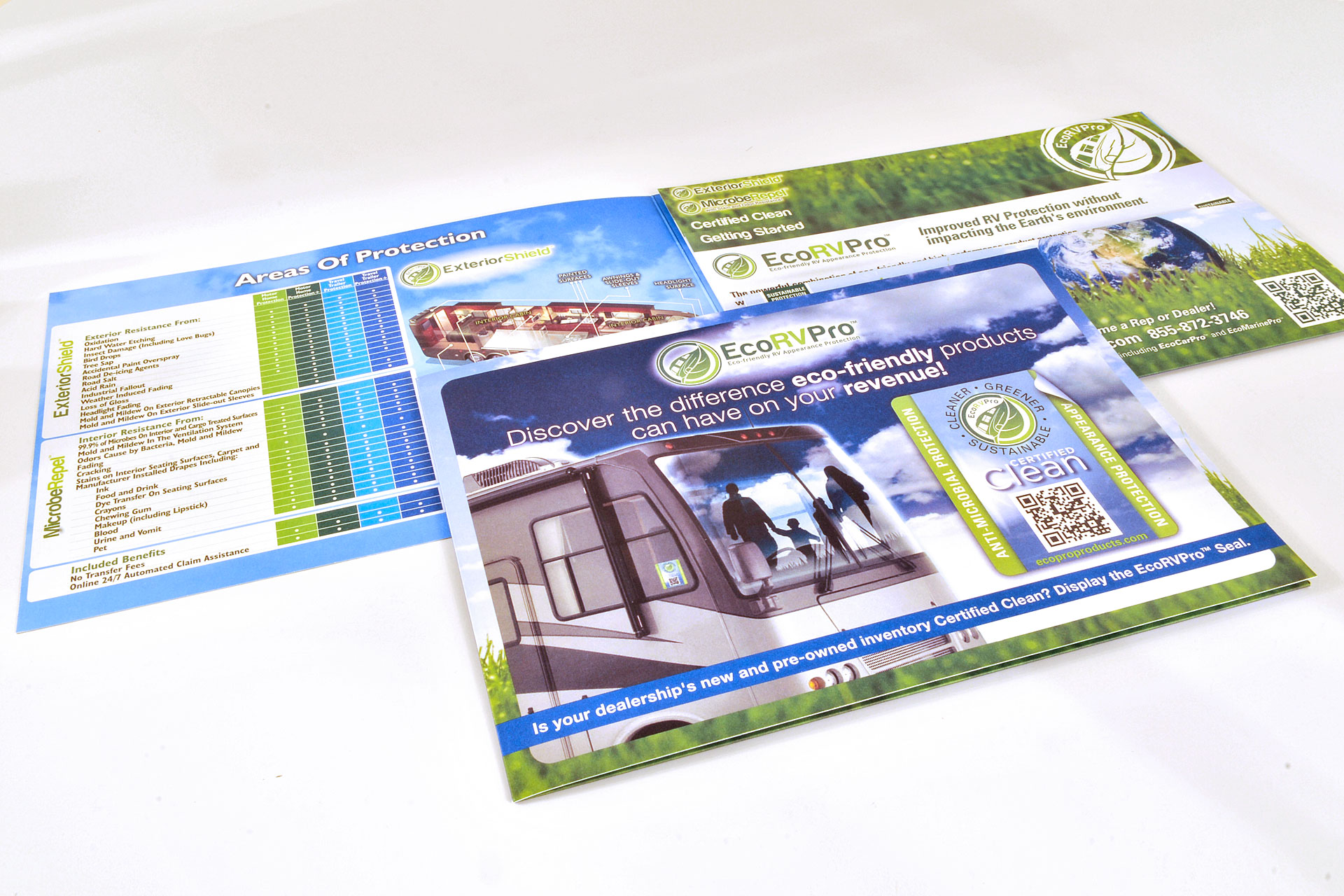 Eco friendly sustainable printed products full service print mail printed with soy reheart Choice Image