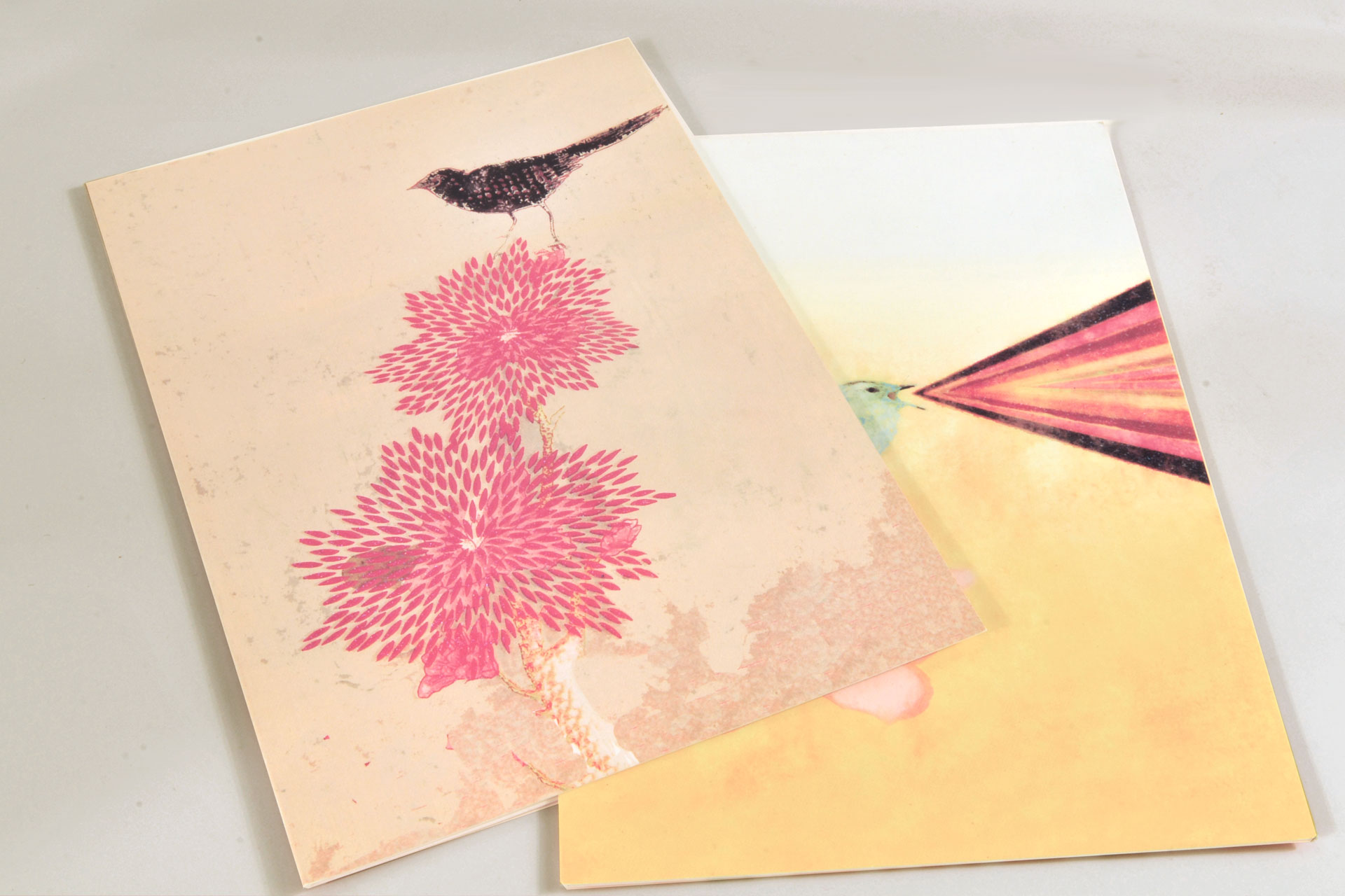 4-Color CMYK Greeting Card