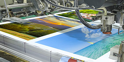 conventional offset printing